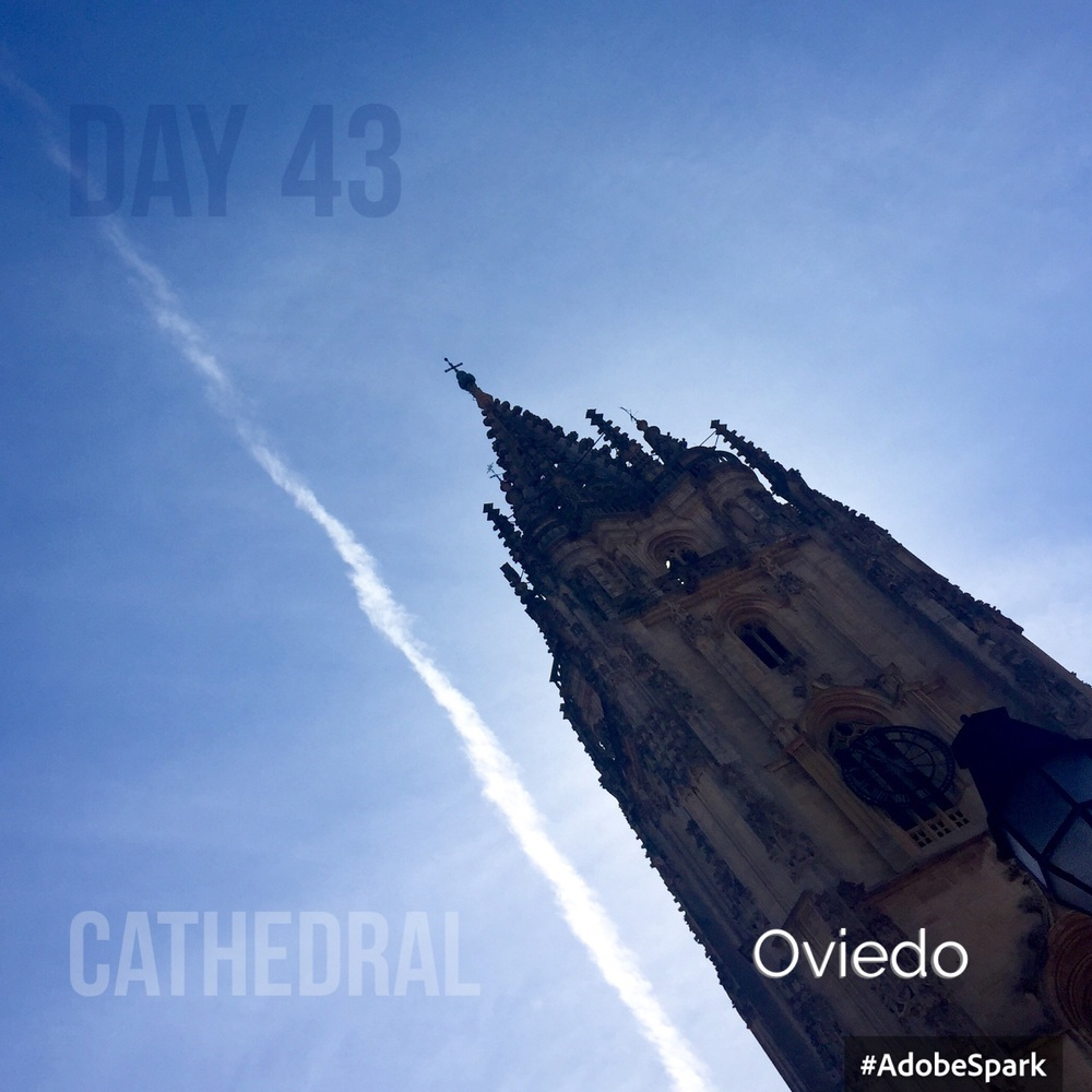 A visit to Oviedo cathedral was obligatory for medieval pilgrims