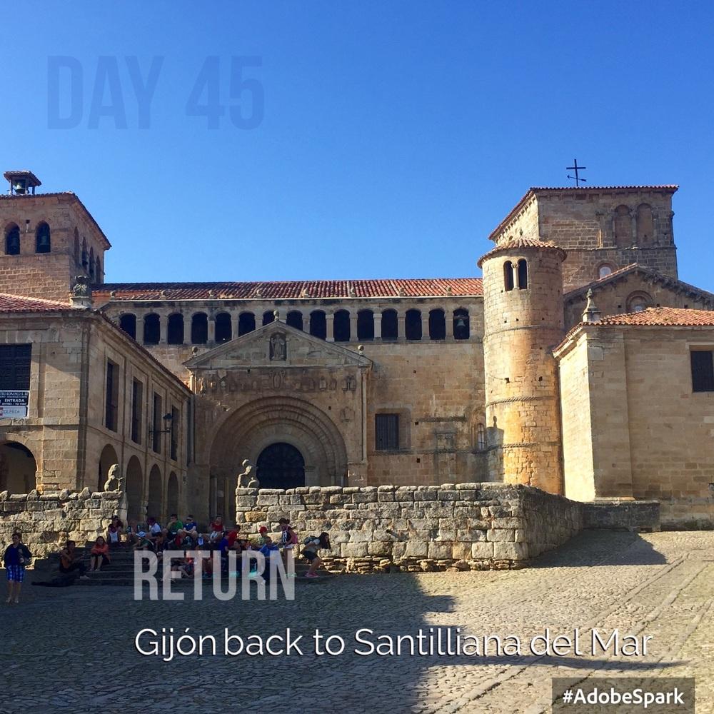 The Church of Santa Julliana