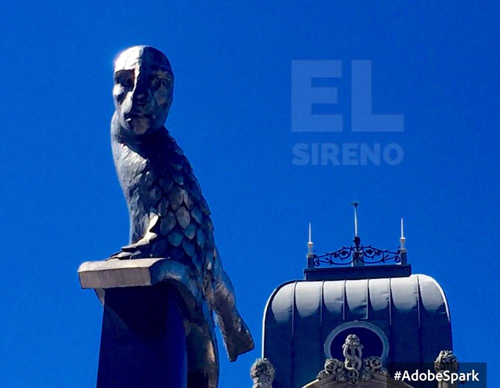 El Sireno Francesco Leiro, 1991.