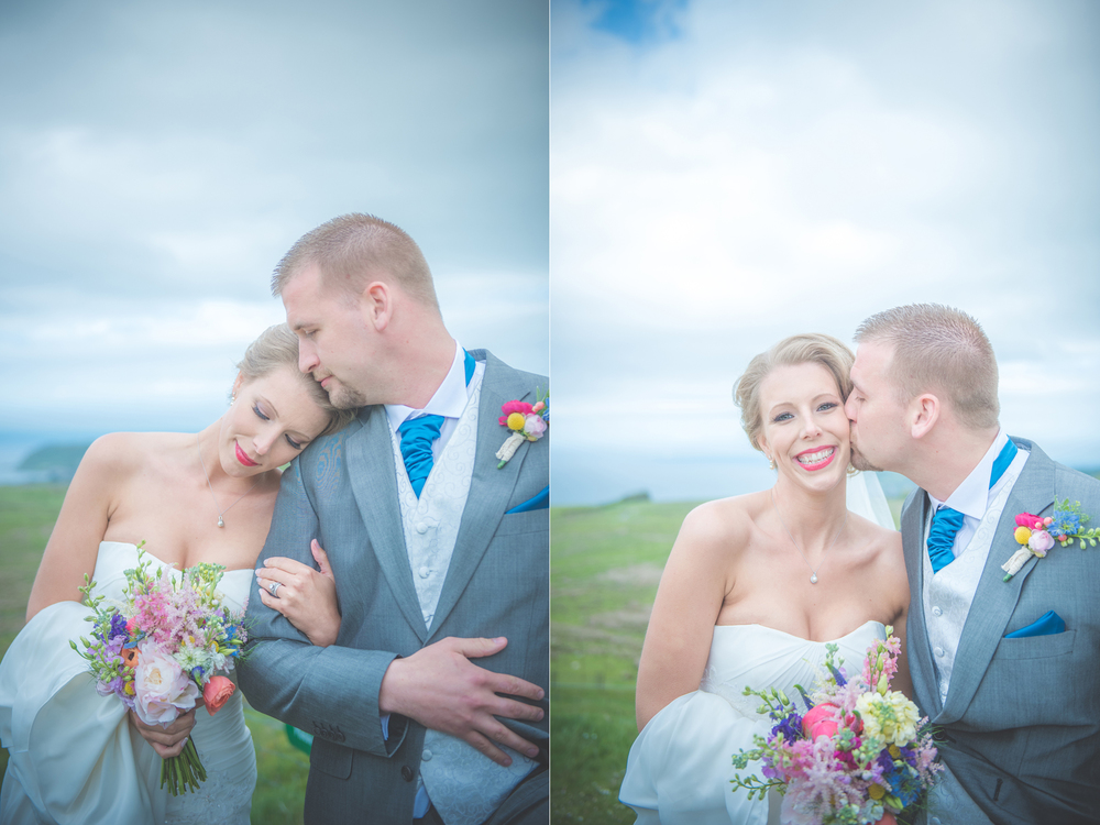 Ballygally Castle Hotel Wedding Photographer Larne Belfast N.Ireland