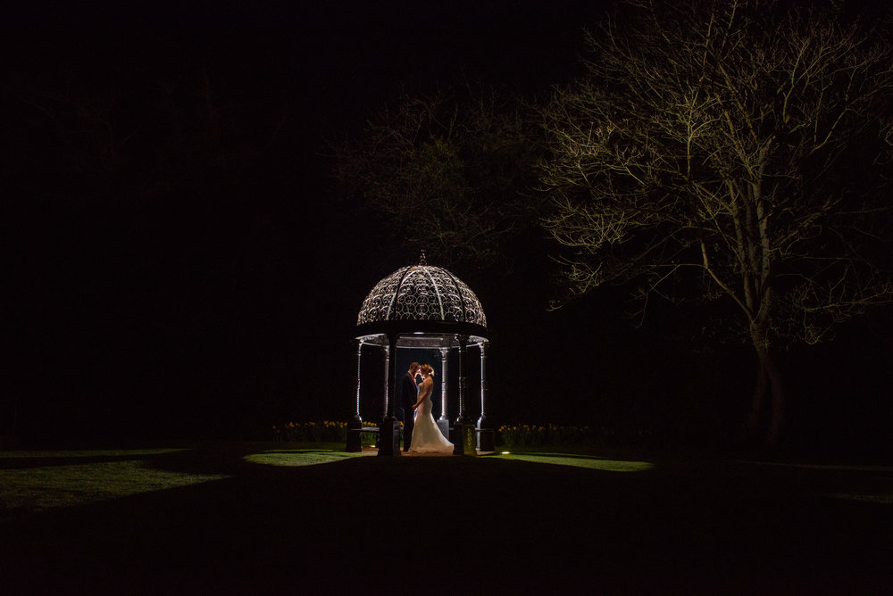 Romantic Wedding at Ballygally Castle Hotel
