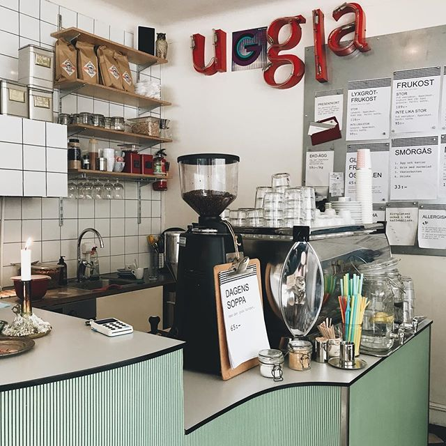 Malmö | when in need of good coffee and a toast with vegan cheese to go, @ugglakaffebar comes to rescue. Yum! ☕️ #thisgreenguide #visitmalmo