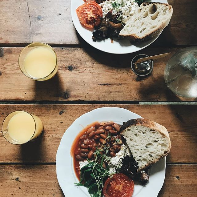 Malmö | it's soon weekend and that means brunch at @mineralmalmo 🥂 don't miss out! #vegan #thisgreenguide