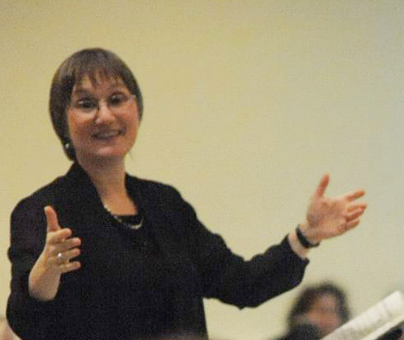 Susan Glass, artistic director