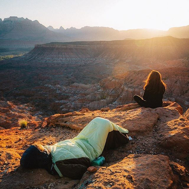 Hard to beat a sunrise over the desert with friends.  @wheretowillie is on his way to adventure around with me! @kate_eyess where are YOU!?! 📷 @wheretowillie