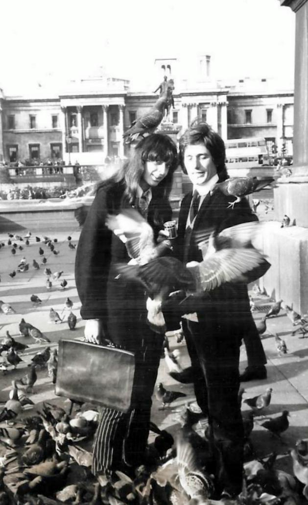 6. 1966 Trafalgar Square.jpg
