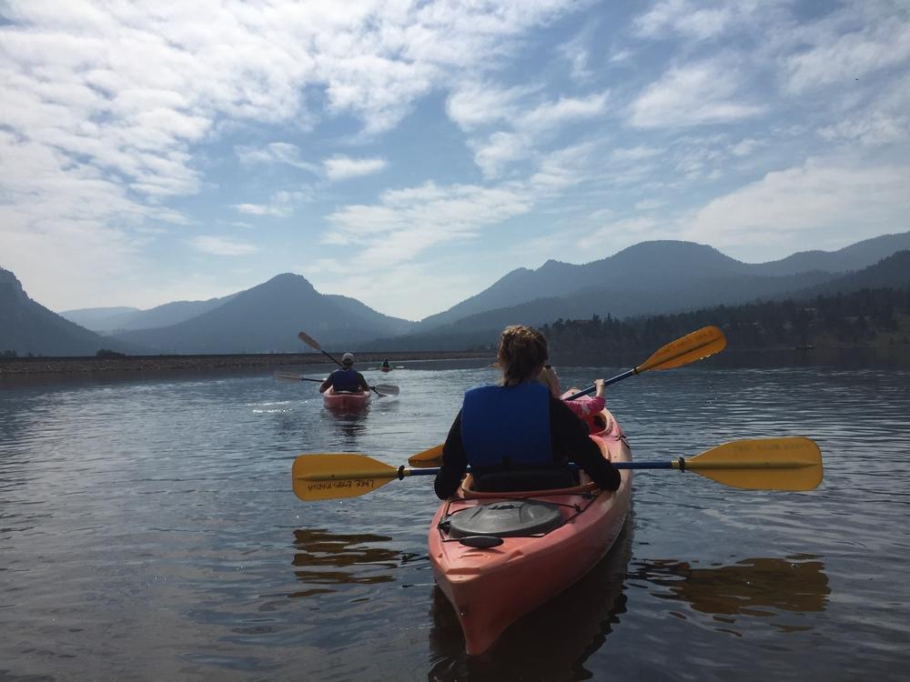 Lake Estes | Estes Park, CO