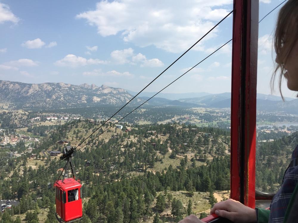 Estes Park Aerial Tramway | Estes Park, CO