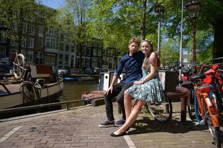 Affordable photographer in Amsterdam