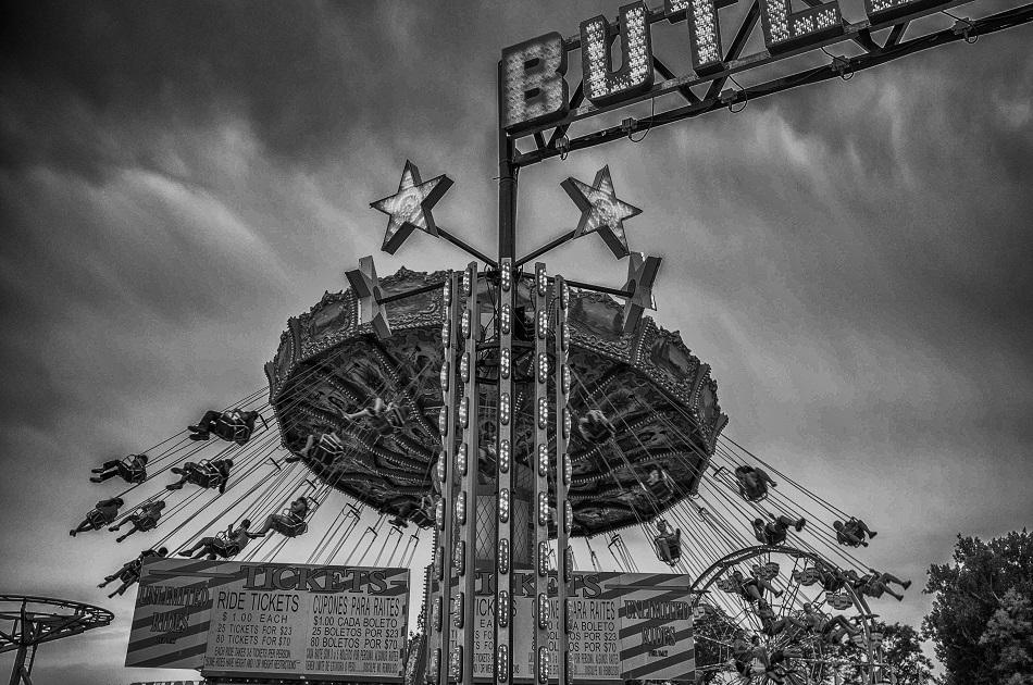 Carnival, Garden City, Idaho - 2012
