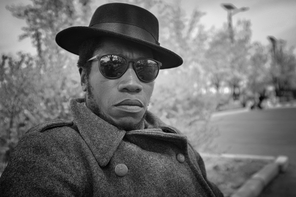 Willis Earl Beal, March 2016