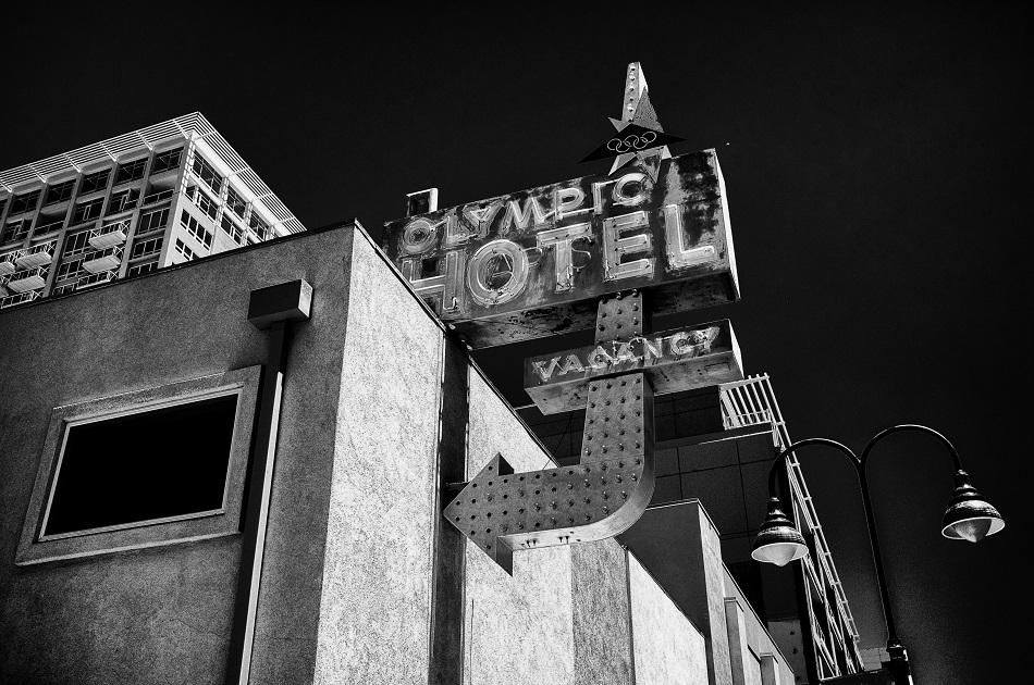 Olympic Hotel -Reno, Nevada