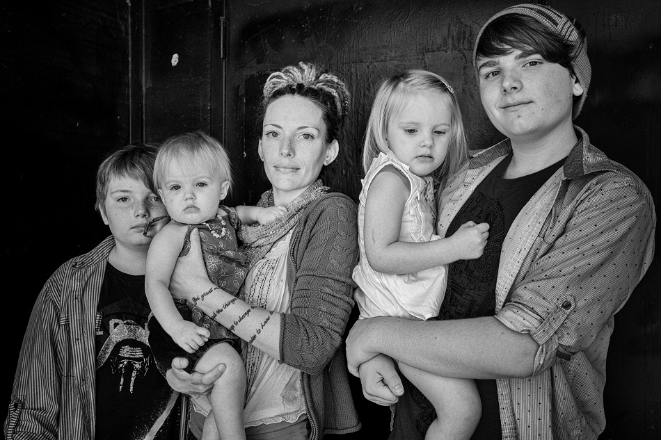 Addiction recovery involves the entire family.