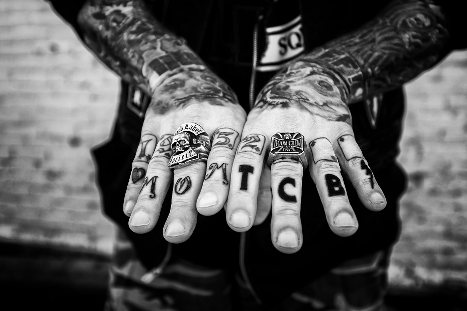 Tattoo Frank, Boise, Idaho - 2016