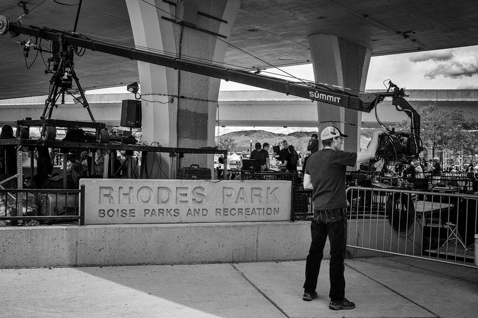 Rhodes Skatepark, Boise
