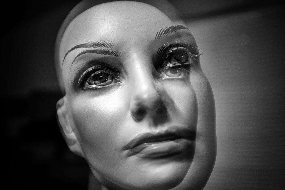 Mannequin Head - 2017
