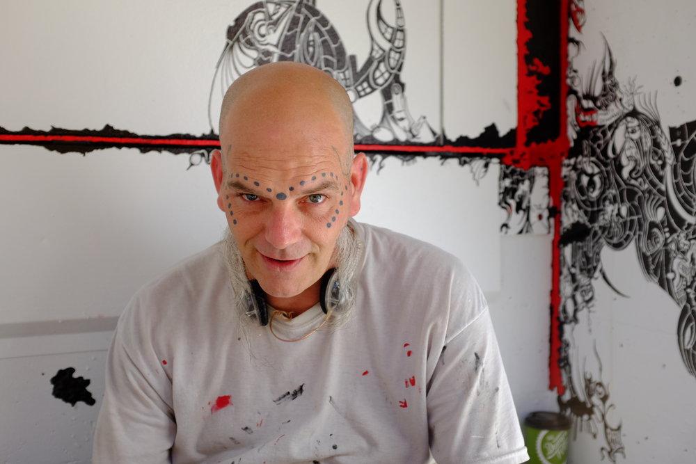 Colby Akers - Freak Alley Gallery
