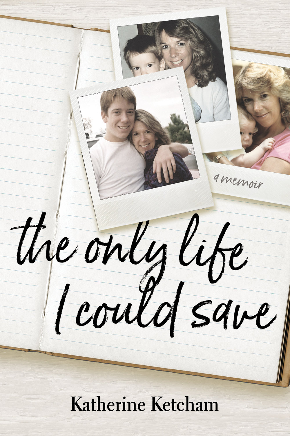 The Only Life I Could Save Book Cover