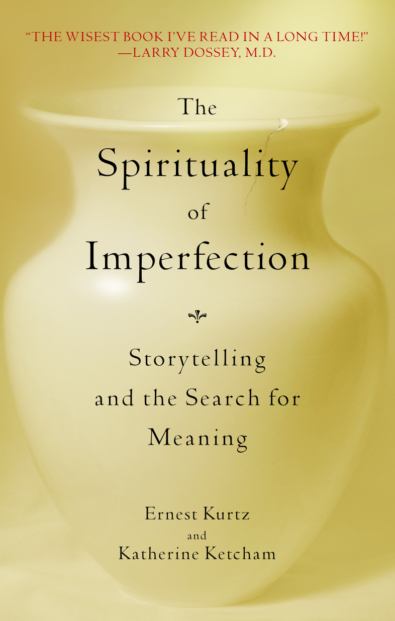 The Spirituality of Imperfection Book Cover