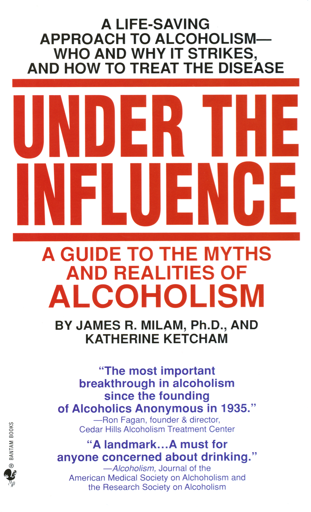 Under The Influence Book Cover