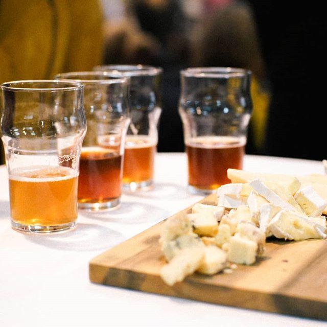 Julegaver til deg selv😉 Ja til flere gøye smakinger i 2019!! Ost og ølsmaking med @festikjeften 13. og 14. februar ute nå 🧀🍻Kun 7 billetter igjen til @vossbryggeri 22. og 23. januar og noen ytterst få til sider og ostesmaking den 7. januar! 🍾🧀😋