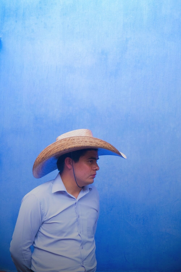 Casa Azul de Frida y Diego. Coyoacan 2016.