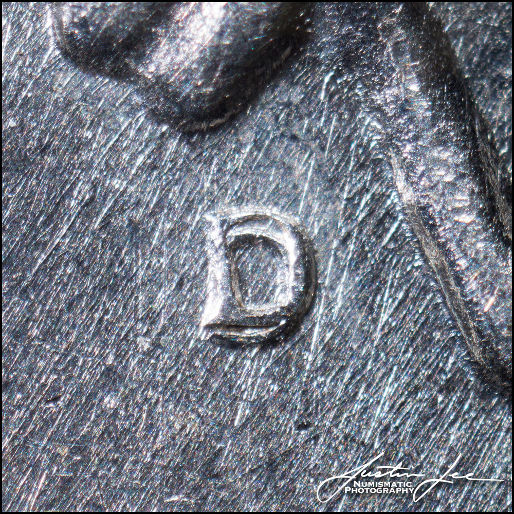 1964-D Kennedy Half Dollar RPM-001 FS-501