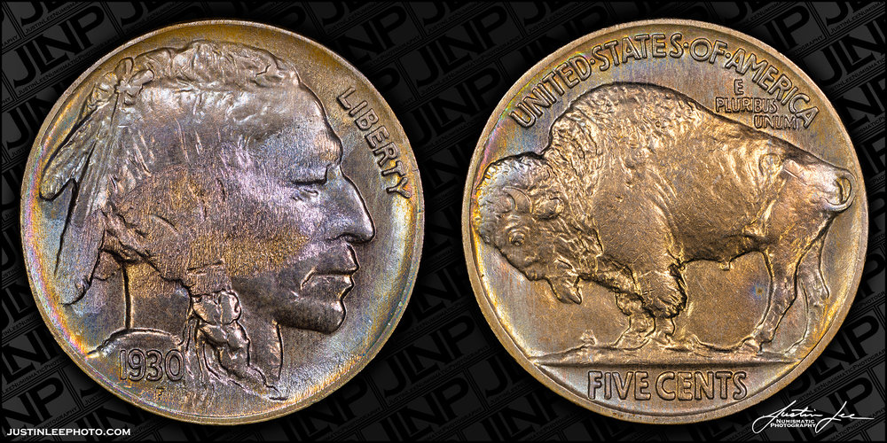 1930 Buffalo Nickel Raw