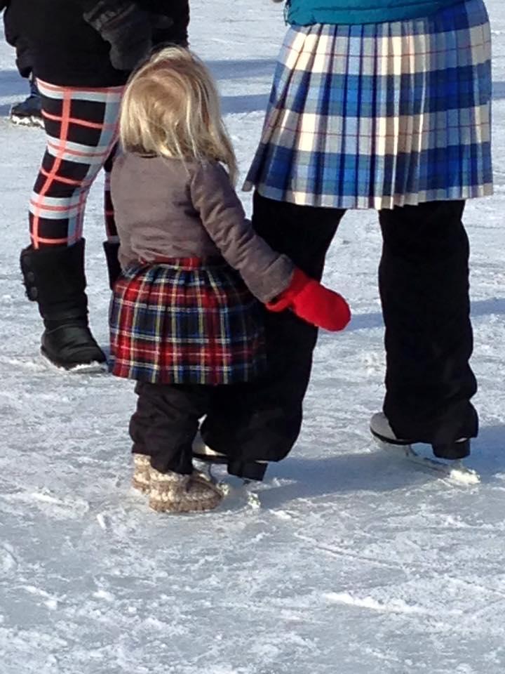 No skates yet.