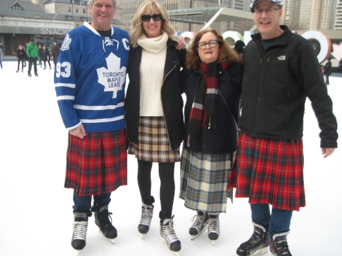 Is that darrylsittler, the legendary captain of the toronto maple leafs?