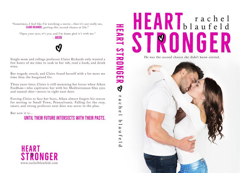 Heart Stronger — rachel blaufeld