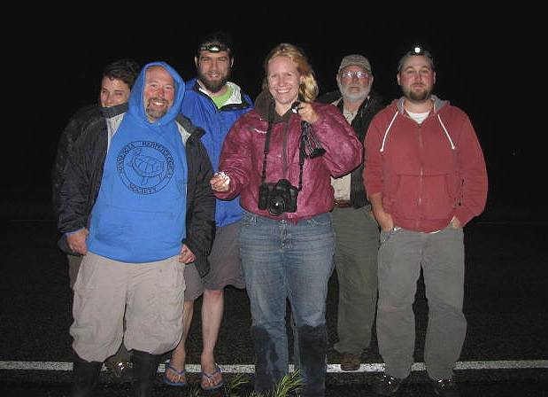 MHS Field Survey Crew