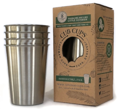 Caveman Cups