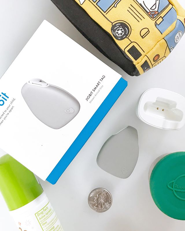 These days I'm sending @littlemrgray with more than just fun lunches to school. There's also this little device that goes with him everywhere too! Meet the 📍@jiobit📍 - a tiny, lightweight tracking device that attaches to your child's clothes and allows you to track their location in real-time! Perfect for anytime you leave your home. Wandering toddler? Child lost in @target? Some kids like to go off an explore. Other times, an unforeseen event may occur where you'll need to know your child's exact location ASAP. 👦🏽📡🎯🗺📳 The @jiobit will show you your child's location instantly via their app. You can attach the device onto any piece of clothing with no worry; think shoelaces, belt loops, even clothing tags and it is comfortable and goes undetected. • In the app, you can add 'Trusted Places' (i.e.: grandma's, school, etc.) and set up a 'Care Team' of trusted family and friends who you can add to your Jiobit profile. They will receive a link to download the app w/exclusive access to your child's Jiobit profile where they too can see updated locations. At any time you can revoke their access, and also - Jiobit will tell you when your child is with one of the people on your Care Team list. If you're out w/your child you can also create a mobile fence in case you want to give your child some independence but want to be alerted if they wander off too far. Another quality I enjoy about the Jiobit: the app is supported by real-life customer service team which you can chat with at any time! So how can you get a @jiobit? • The @jiobit has so been popular that it's been sold out for quite some time! There's a long waitlist for them but the team at @jiobit has agreed to open up sales for a limited supply of devices that they have available and are ready to ship! To buy: click the link in my bio for access through Monday 9/24, or until they sell out (whichever comes first!). Also: use coupon code ROSELYN10 for $10 off the annual contract option. • The @jiobit is more than a tracki