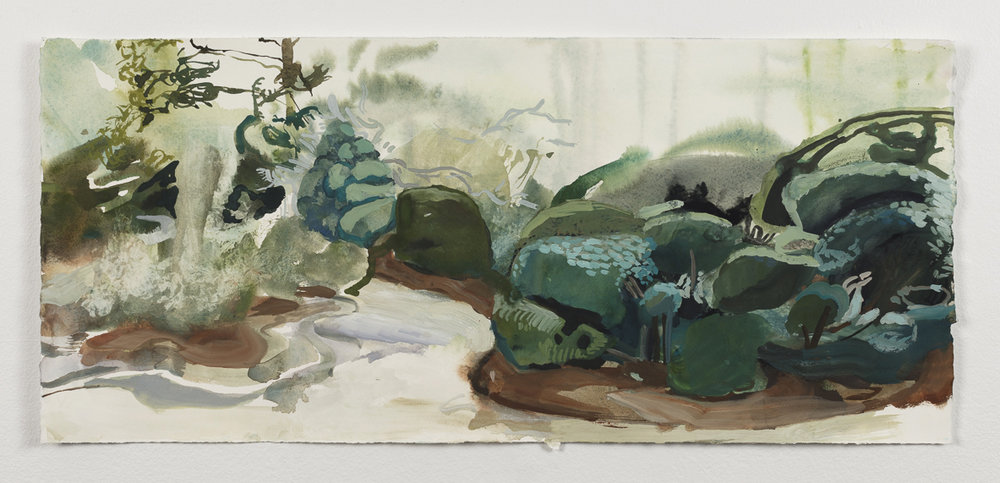 Pearl Fryar's Topiary Gardens, 10in x 22in