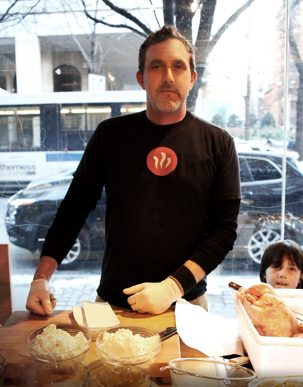 Ben Grossman - Co-owner of Smoke Joint, Peaches, HotHouse & Marietta