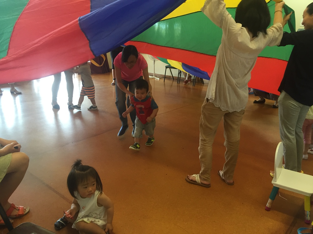 Fun activites at Oak Tree