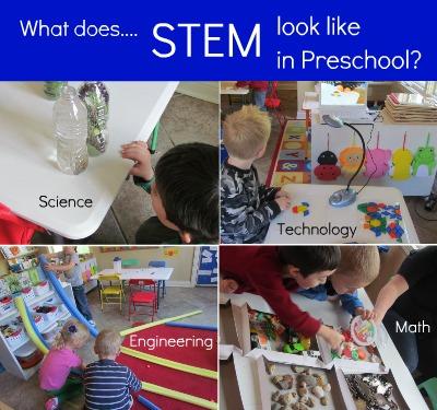 Source: What does STEM look like in preschool and what is STEM anyway? by Deborah.J.Stewart