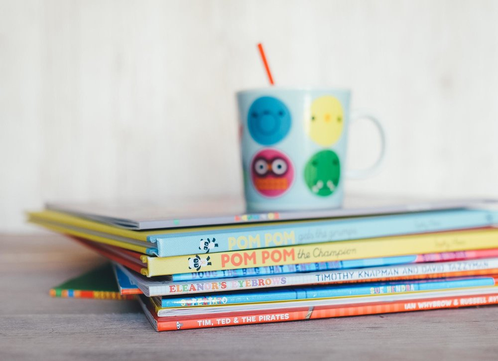 Reading together is one way to support speech development