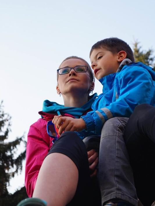 mother child speech development issues
