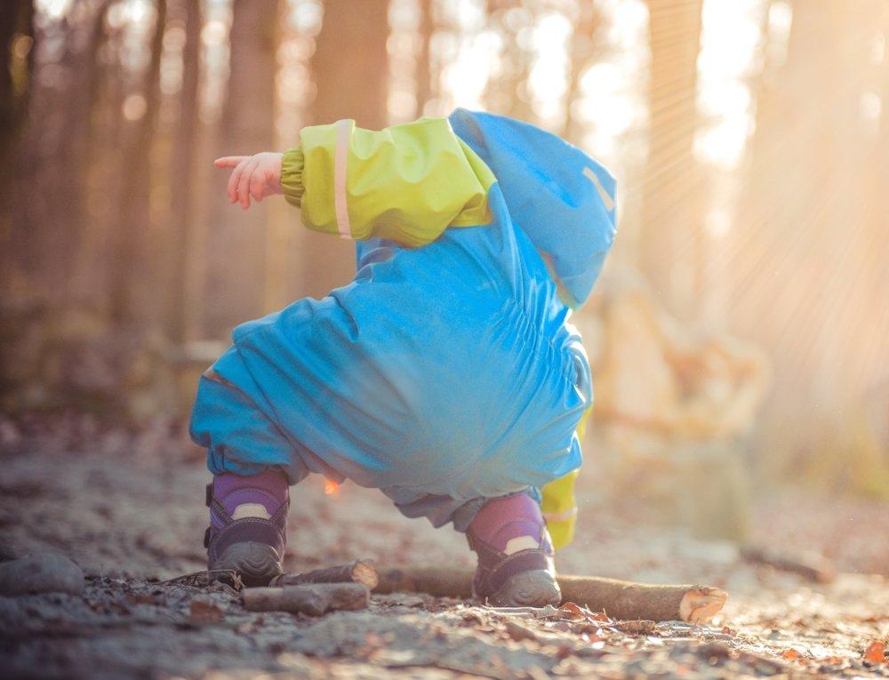 childjumpsuitforest