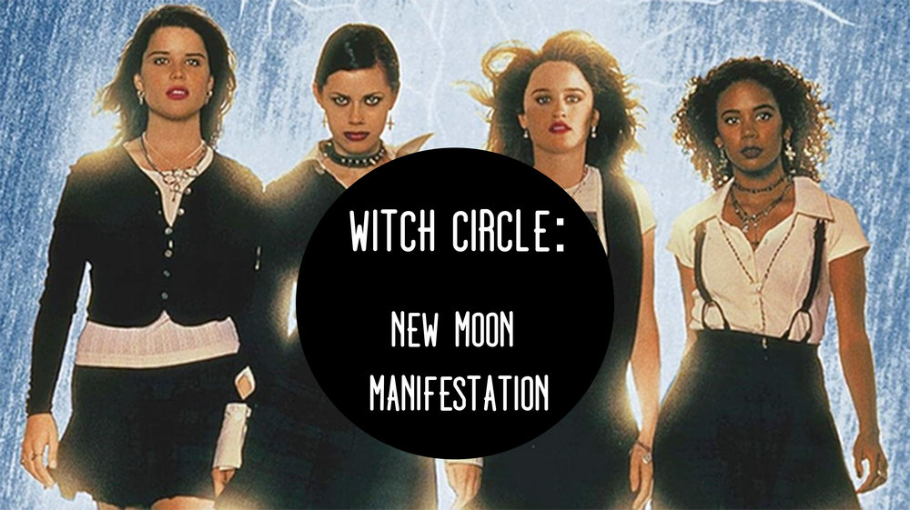 2/15/18  WITCH Circle: New Moon Manifestation . Washington, DC. This event is for LADIES and FEMME identifying people only.   Tickets: https://www.eventbrite.com/e/witch-circle-new-moon-manifestation-tickets-42340365172