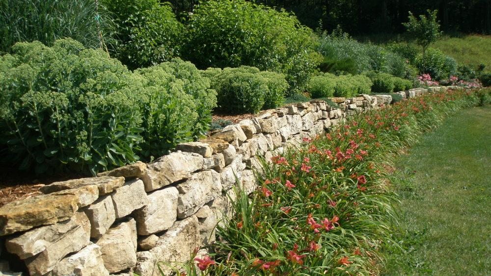 Old World Limestone Wall.JPG