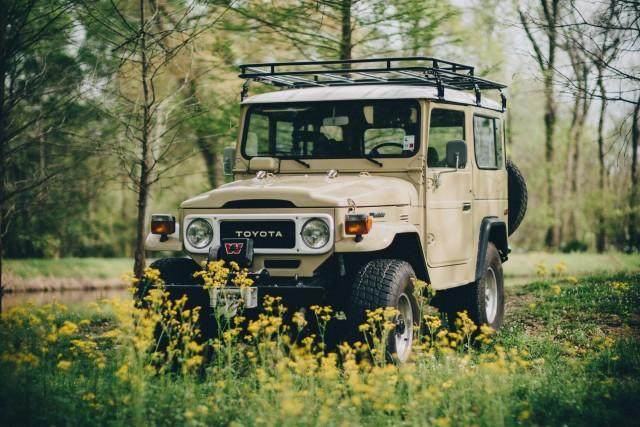 40 Series Land Cruiser