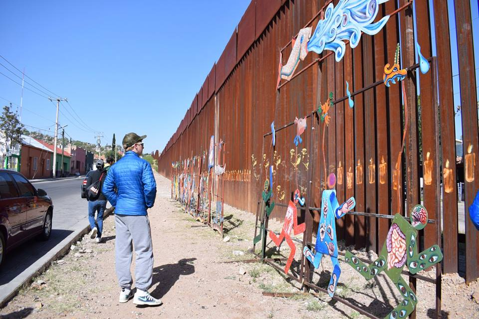 Highlighting Intercultural Connection - We see the border like a big tennis net. We host matches, workshops, and events on both sides to show kids that their story is not what they see on the news.