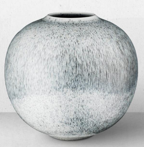 Keramikgodis! Vackra Brügge vas från H. Skjalm Preas också ut just nu! Den finner ni hos Olsson & gerthel!