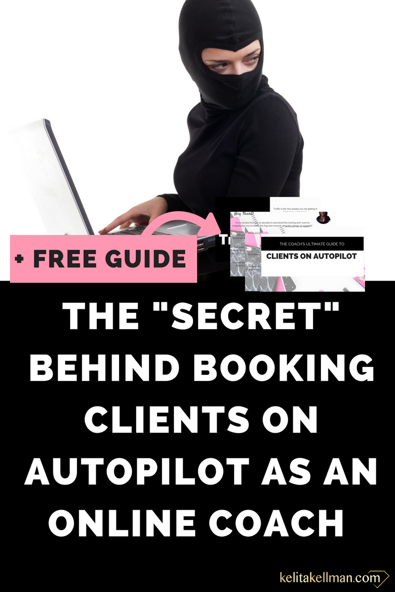 get coaching clients on autopilot