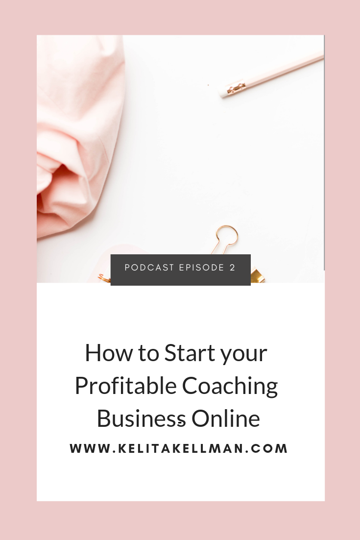 start your profitable coaching business online