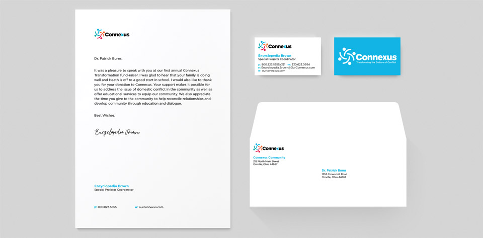 Connexus Stationery System