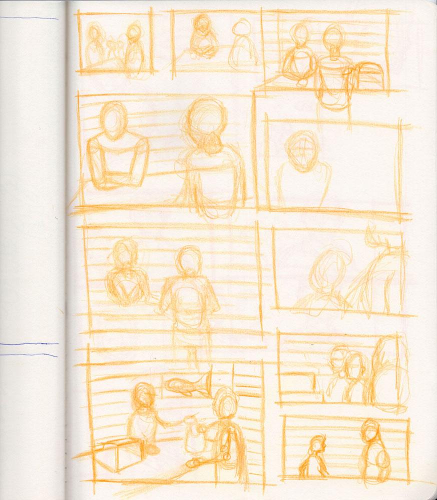 Mini Issue Panel No. 01